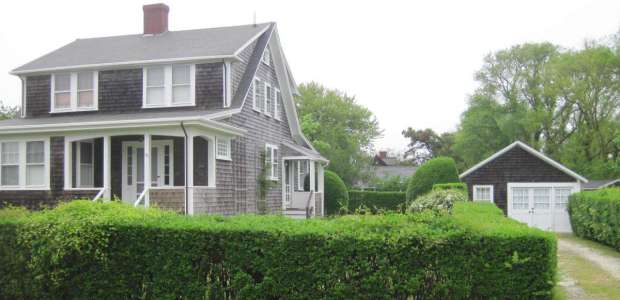 35 King St., Siasconset, MA.