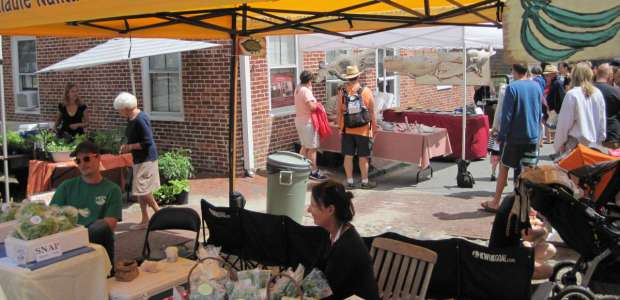 Sustainable Nantucket's Farmers & Artisans Market