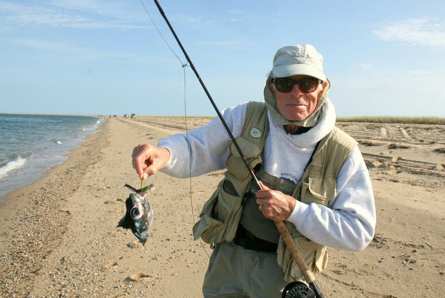As if salt water fly fishing isn 39 t challenging enough for Nantucket fishing report