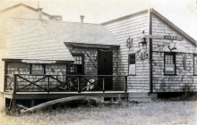 Underhill Cottage in the 19th Century Siasconset MA