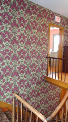 Foyers and stairwells make a statement
