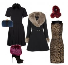 Furs and solids