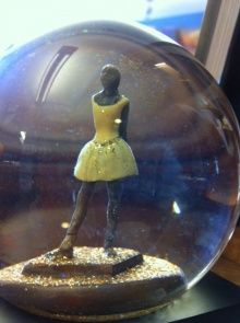 Degas ballerina The Little Dancer