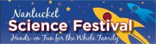 Join us at the Science Festival this Saturday!