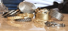 woven metal accessories