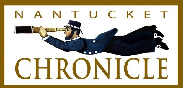 Nantucket Chronicle Man logo