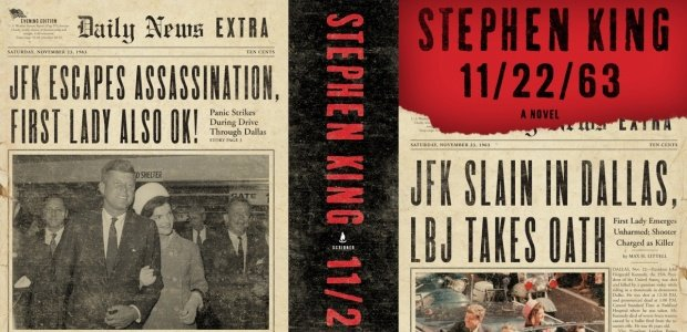 Book Jacket of 11/22/63