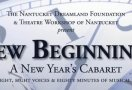 New Beginnings, a New Year's Cabaret