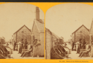 Homes of the fishermen, Nantucket, Kilburn Brothers