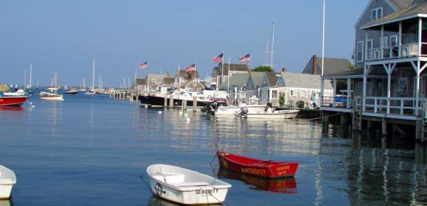Day Trip to Nantucket Harbor