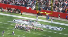 New England Patriots Extra Point 2007
