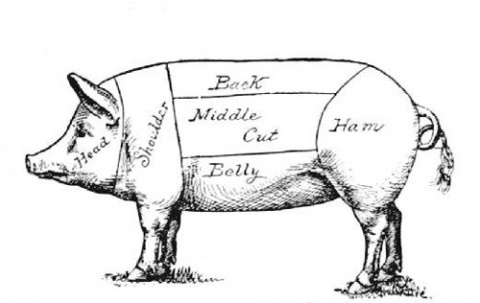 The Anatomy Of A Pig Roast Dining Nantucket Chronicle