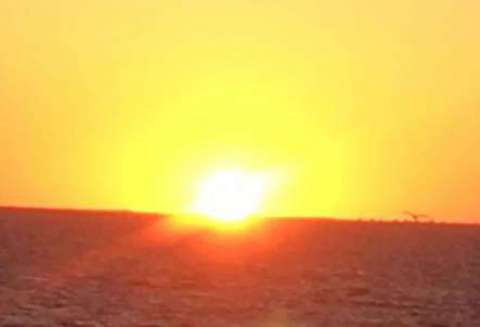 The Sunrise is Symbolic of the Sun-Kissed Kindness on Nantucket