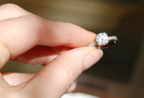 Engagement Ring for Freaky Friday Men Don't Want Silly Wives