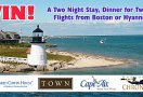 Win an exciting Nantucket Getaway!