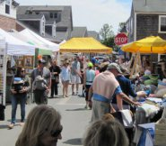 The 2015 Sustainable Nantucket Farmers & Artisans Market is alive!