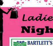 Ladies Night at Bartlett's Farm