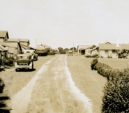 Pochick Street, Siasconset, in the early 20th Century