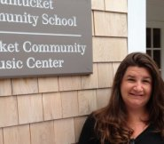 Nantucket Community School Adult Ed Coordinator Janelle D'Aprix