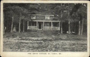 Casco Cottage