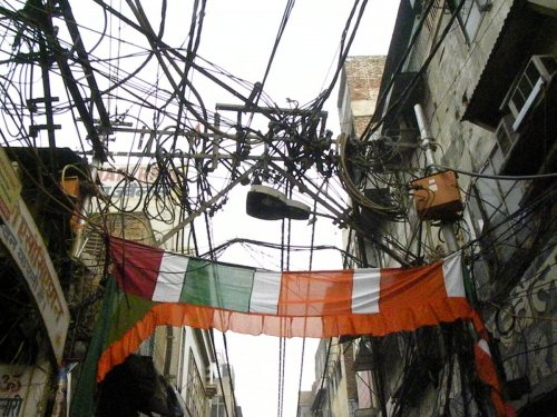 The miracle of electrical service in Delhi